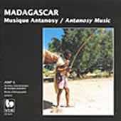 Various Artists: Antanosy Music