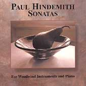 Hindemith: Sonatas For Woodwind Instruments and Piano