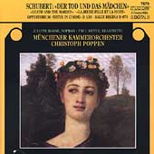 Schubert: Der Tod und das M&auml;dchen, etc /Poppen, Banse, et al
