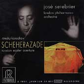 Rimsky-Korsakov: Scheherazade, etc / Serebrier, London PO