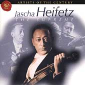 Artists of the Century - Jascha Heifetz - The Supreme