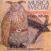 Alfvén: The Mountain King / Svetlanov, Swedish RSO