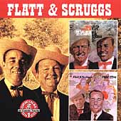 Flatt & Scruggs: Hard Travelin' Featuring the Ballad of Jed Clampett/Final Fling