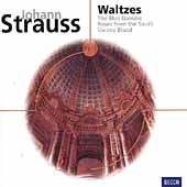 Eloquence - Strauss: Waltzes /Boskovsky, Vienna Philharmonic