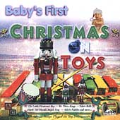 Baby's First: Christmas on Toys [Happy Holidays]