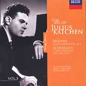 The Art of Julius Katchen Vol 3 - Brahms, Schumann / Monteux