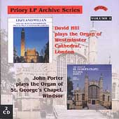 LP Archive Series Vol 1 / David Hill, John Porter
