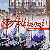 Albinoni: Concerti Op 5, 7, 9