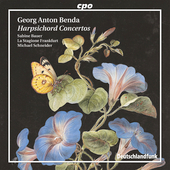 Benda: Harpsichord Concertos / Bauer, Schneider, et al