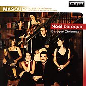 Noël baroque / Webster, Fortin, Masques