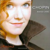 A Frederic Chopin Piano Recital / Mathilde Carré, piano