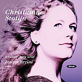 Schubert, Berg, Wolf: Lieder / Stotijn, Breinl