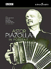 Various: Astor Piazzolla In Portrait [DVD]