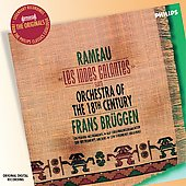 Rameau: Les Indes Galantes Suite / Br&#252;ggen
