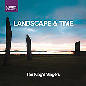 Landscape & Time - Sibelius, etc / The King's Singers