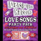 Sybersound: Party Tyme Karaoke: Love Songs Party Pack