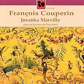 Couperin: Harpsichord Music / Yovanka Marville