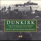 Various Artists: Dunkirk and the Battle of France 1940