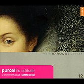 Purcell: O Solitude & Songs / Lesne, Il seminario musicale