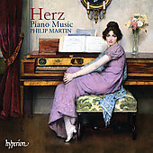 Herz: Piano Music / Philip Martin