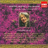 Martha Argerich and Friends - Live from the Lugano Festival 2007