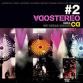 Soda Stereo: Gira: Me Veras Volver, Vol. 2 *