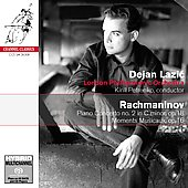 Rachmaninov: Piano Concerto no 2, Moments musicaux / Lazic, Petrenko, London PO