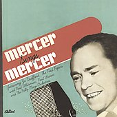Johnny Mercer: Mercer Sings Mercer