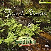 Sounds Of The Earth: Sounds of the Earth: Forest Stream [Slimline] *