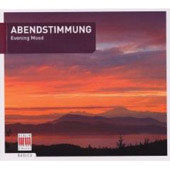 Basics - Abendstimmung - Evening Mood / Neumann, Blomstedt, Masur, et al