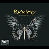 Buckcherry: Black Butterfly [Reissue] [PA]