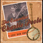 Charlie Poole: The  Essential Charlie Poole [Box] *