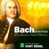 Bach Essentials: Die sch&#246;nsten Bach-Melodien
