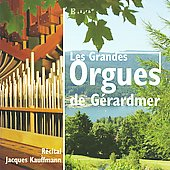 The Grand Organ of G&#233;rardmer
