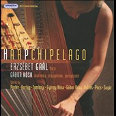 Harpchipelago: Contemporary Hungarian Works For Harp