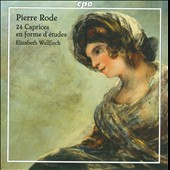 Pierre Rode: 24 Caprices en forme d'etudes