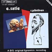 Satie: Piano Works / Roland Pöntinen