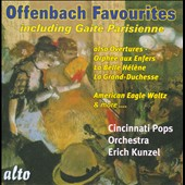 Offenbach: Orchestral Favourites Including Gaite Parisienne