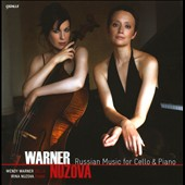 Russian Music for Cello & Piano / Wendy Warner, cello