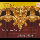 Festive Baroque / Ludwig G&uuml;ttler