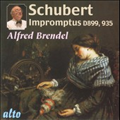 Schubert: Complete Impromptus; Moments Musicaux