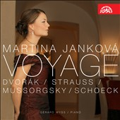 Voyage / Romantic works for voice & piano