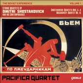 Soviet Experience, Vol. 1: Shostakovich & Myaskovsky String Quartets / Pacifica Quartet