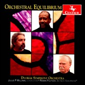 Orchestral Equilibrium - Lee McQuillan: Concerto for Alto Saxophone; Equilibrium; Armand Qualliotine: Lamentations et al. / Roman Fojticek, alto sax