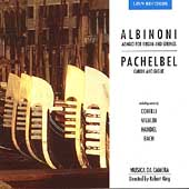 Albinoni: Adagio;  Pachelbel: Canon;  etc / Musica da Camera