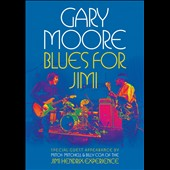 Gary Moore: Blues for Jimi: Live in London [DVD]
