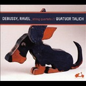 Debussy, Ravel: String Quartets / Talich Quartet