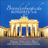 Bach: Brandenburg Concertos Nos. 1-6