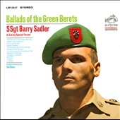 Barry Sadler: Ballads of the Green Berets