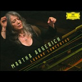Martha Argerich: Lugano Concertos / Gabriela Montero, Karin Merle, Susan Roberts and Helene Schneidermann [4 CDs]